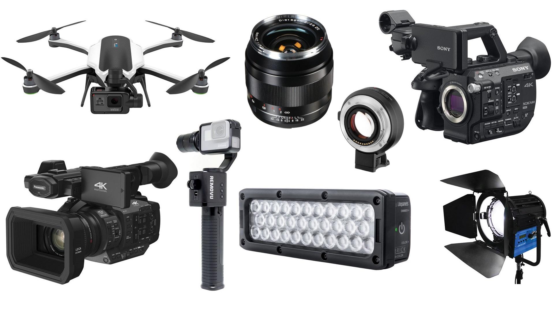 Las 10 mejores ofertas para cineastas de esta semana – Sony FS5, GoPro Karma, lente ZEISS y más
