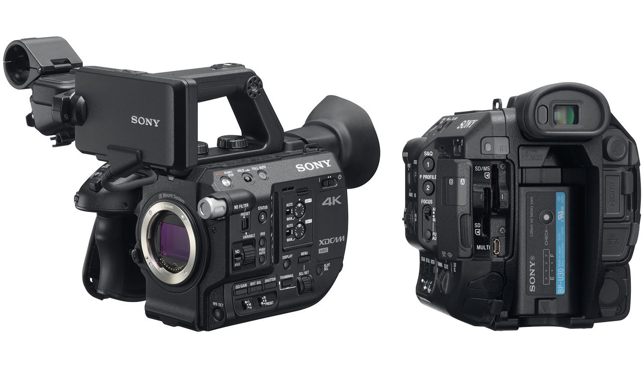 This Week S Top 10 Deals For Filmmakers Sony Fs5 Gopro