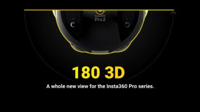 Insta360 Updates Pro Camera Series With 180° Capture