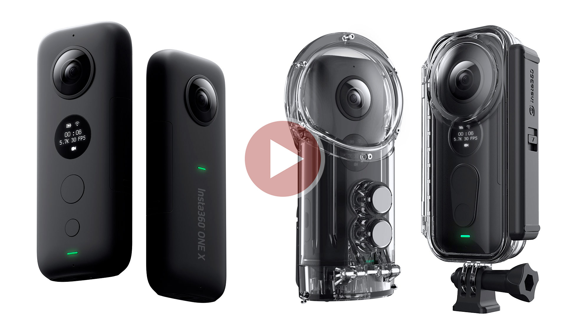 Insta360 ONE X Announced - Shoot First, Point Later | cinema5D