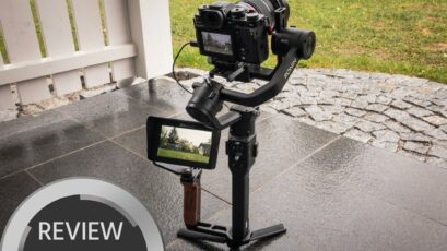 FUJIFILM X-T3 on DJI Ronin-S - My Setup Reviewed