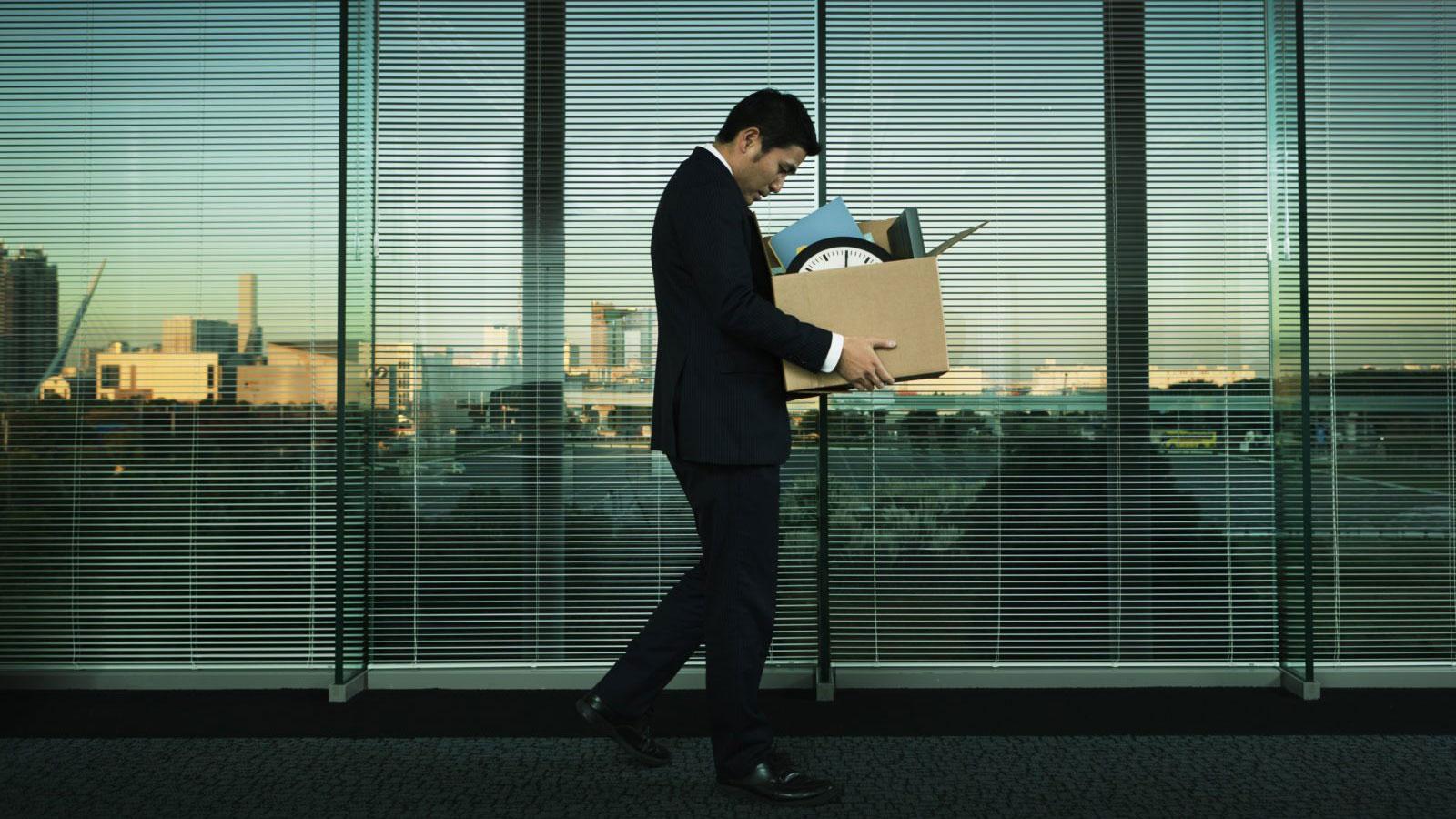 8 razones por las que nunca te volvieron a contratar