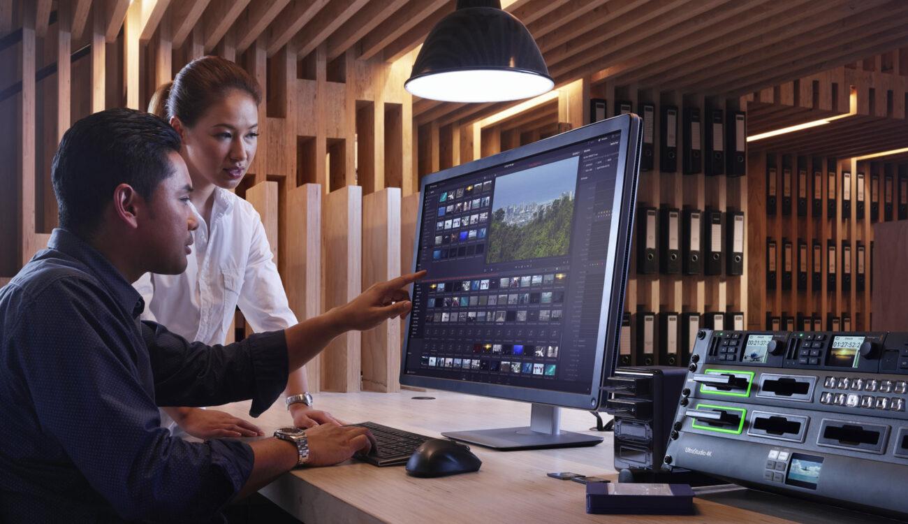 Blackmagic Design DaVinci Resolve 15.2 Update & URSA Mini Pro Firmware 6.0 Launched
