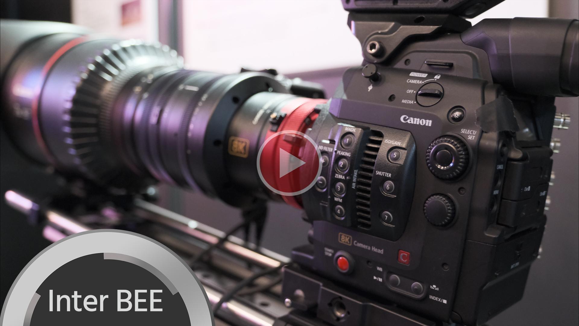 La Próxima Cámara 8K de Canon - Explicación del concepto
