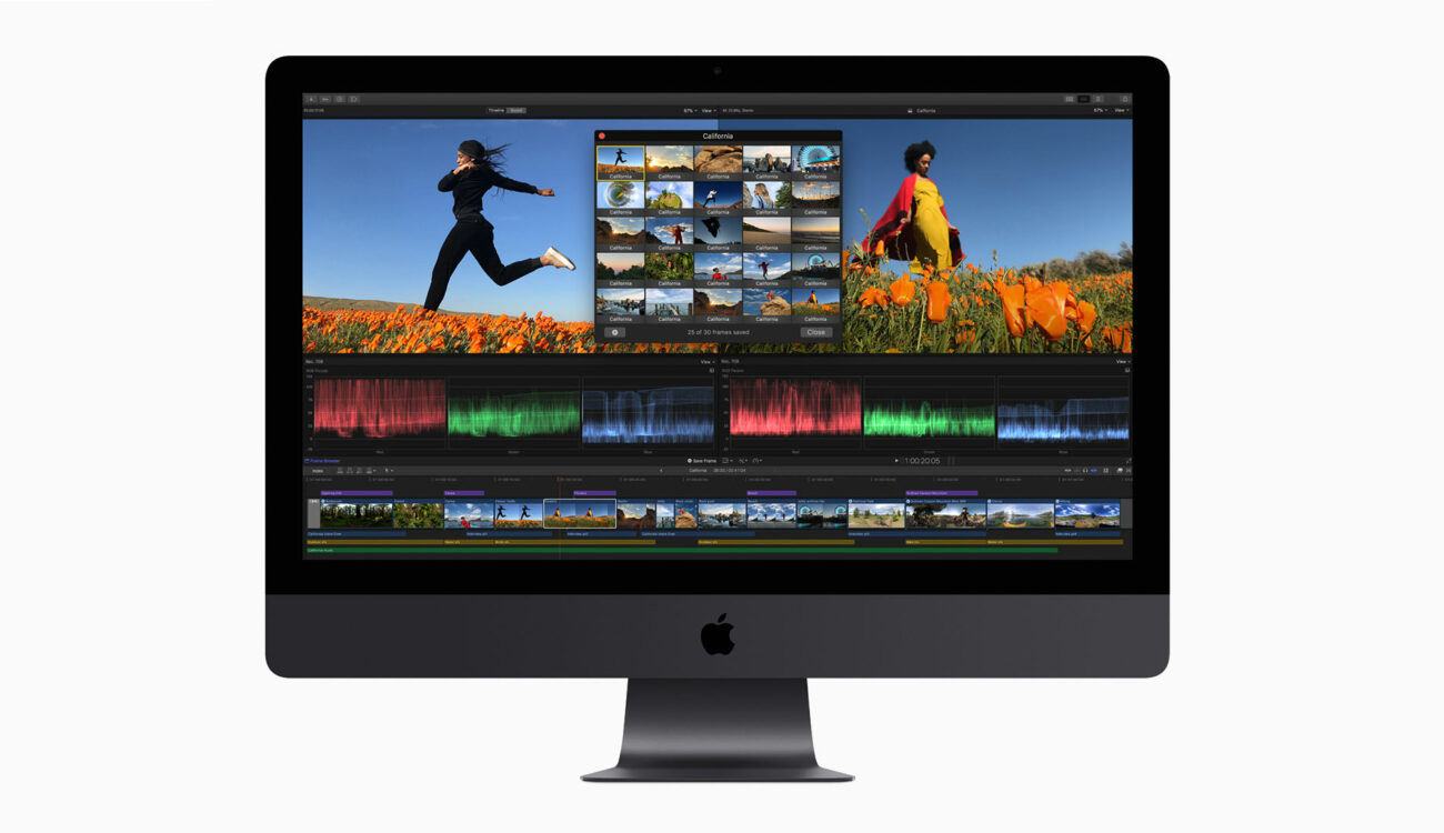Final Cut Pro X 10.4.4 Update Brings Noise Reduction & Built-In Workflow Extensions
