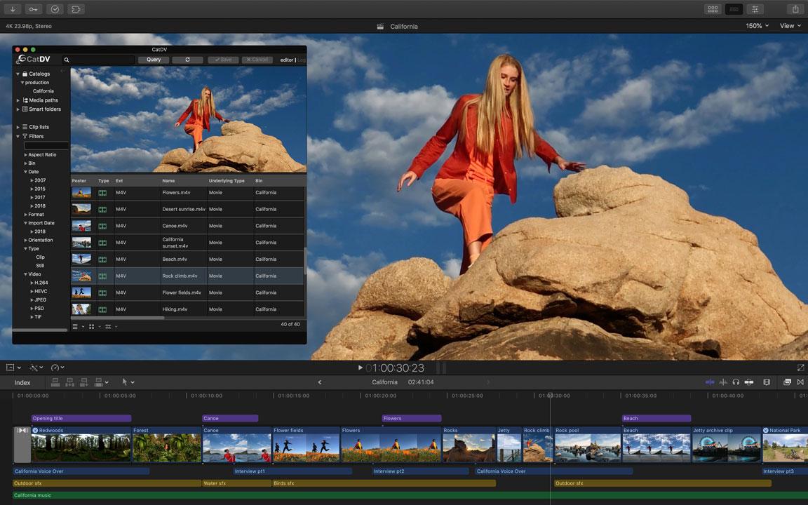 Final Cut Pro X 10 4 4 Update Brings Noise Reduction & Built-In