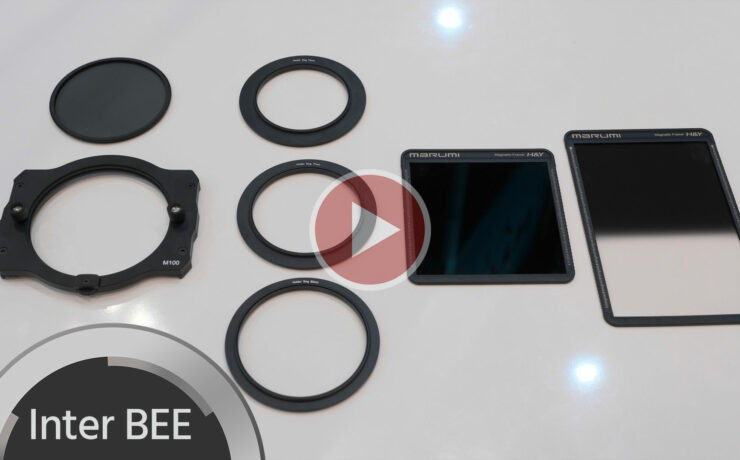 MARUMI Magnetic Square Filter System - Attaching ND and GND Filters Made Easy