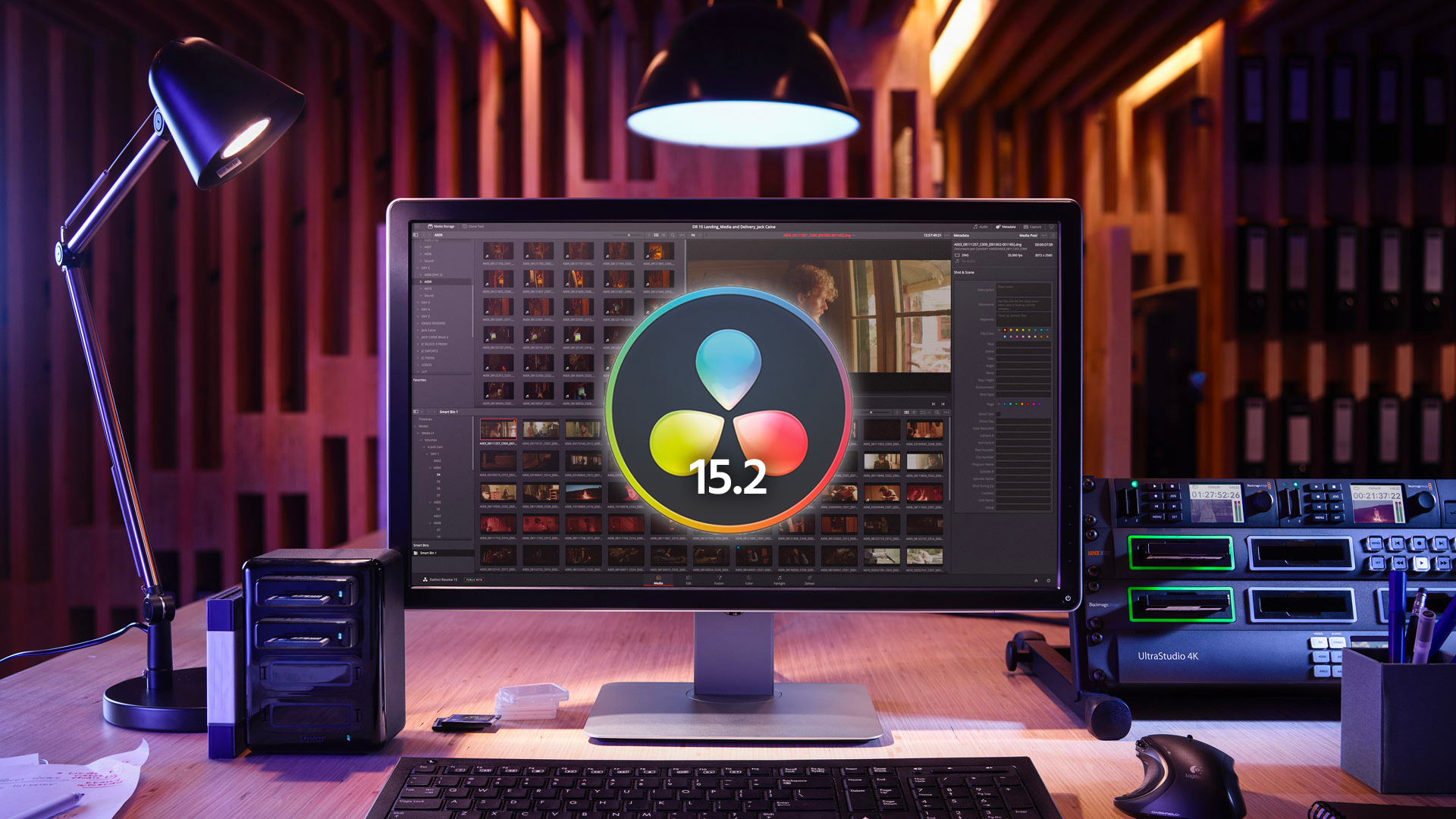 davinci resolve 15 download update