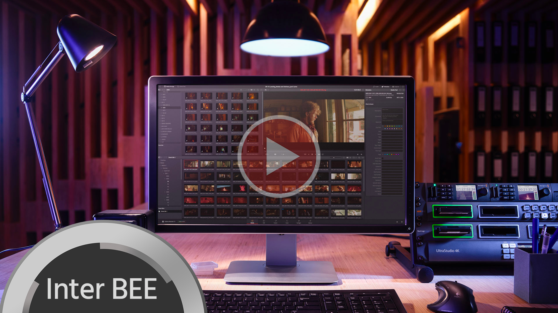 Entrevista con Blackmagic Design - DaVinci Resolve 15.2 y Blackmagic RAW