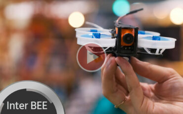 Are Tiny Toy Drones the Future of Filmmaking?