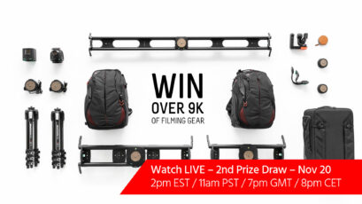 Win $9000 Worth of Filmmaking Gear with Syrp, Renan Ozturk & cinema5D