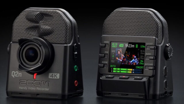 Zoom Q2n-4K – New Version of the Musician's Camera