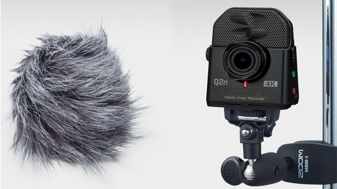 Zoom Q2n-4K - New Version of the Musician's Camera | cinema5D