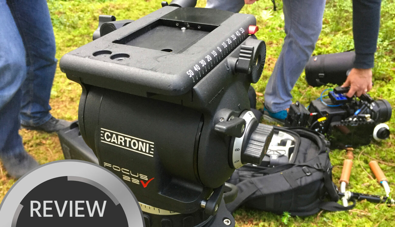 Cartoni Focus 22 Review - A More Affordable Tripod System for Heavy Cameras