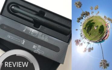 Kandao QooCam Review and 3D 180 / 360 Video Samples