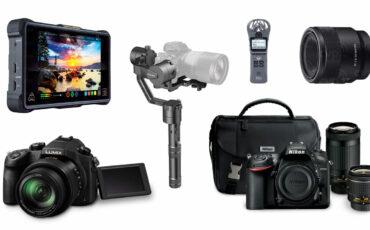 Top 10 Deals of the Week - Nikon D7200, Zhiyun Crane, Canon 100mm Macro, Atomos Shogun Inferno and more