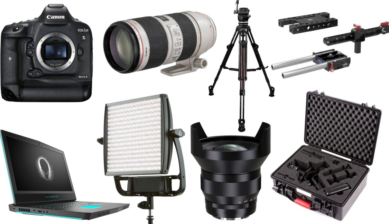 This Week's Top 10 Deals for Filmmakers – Canon 1DX Mark II, ZEISS Lens, Litepanels and more