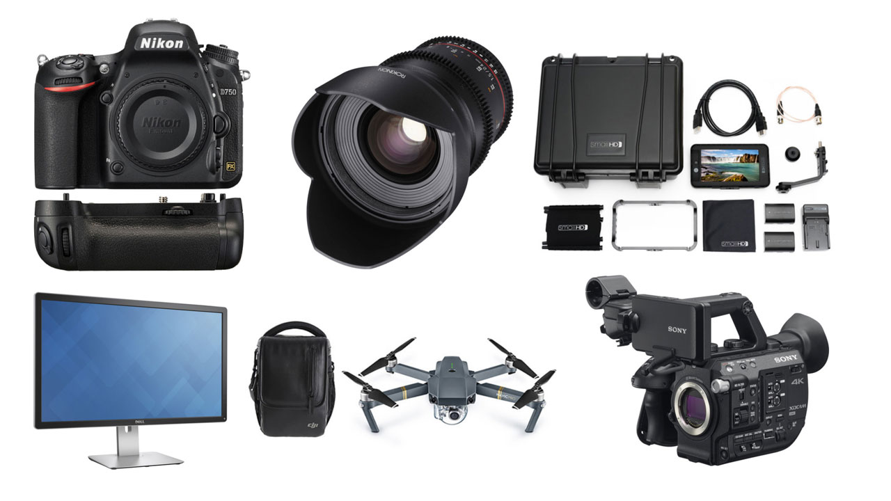 This Week's Top Pre-Black-Friday Deals of the Week - Nikon D750, Mavic  Pro, Sony A9, MZed and more