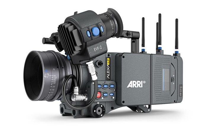 ARRI Rental Announces New Line of DNA Lenses for the Alexa LF (UPDATED)