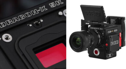 RED Announces Dragon-X, Adding 5K Super35mm to DSMC2 Line Up