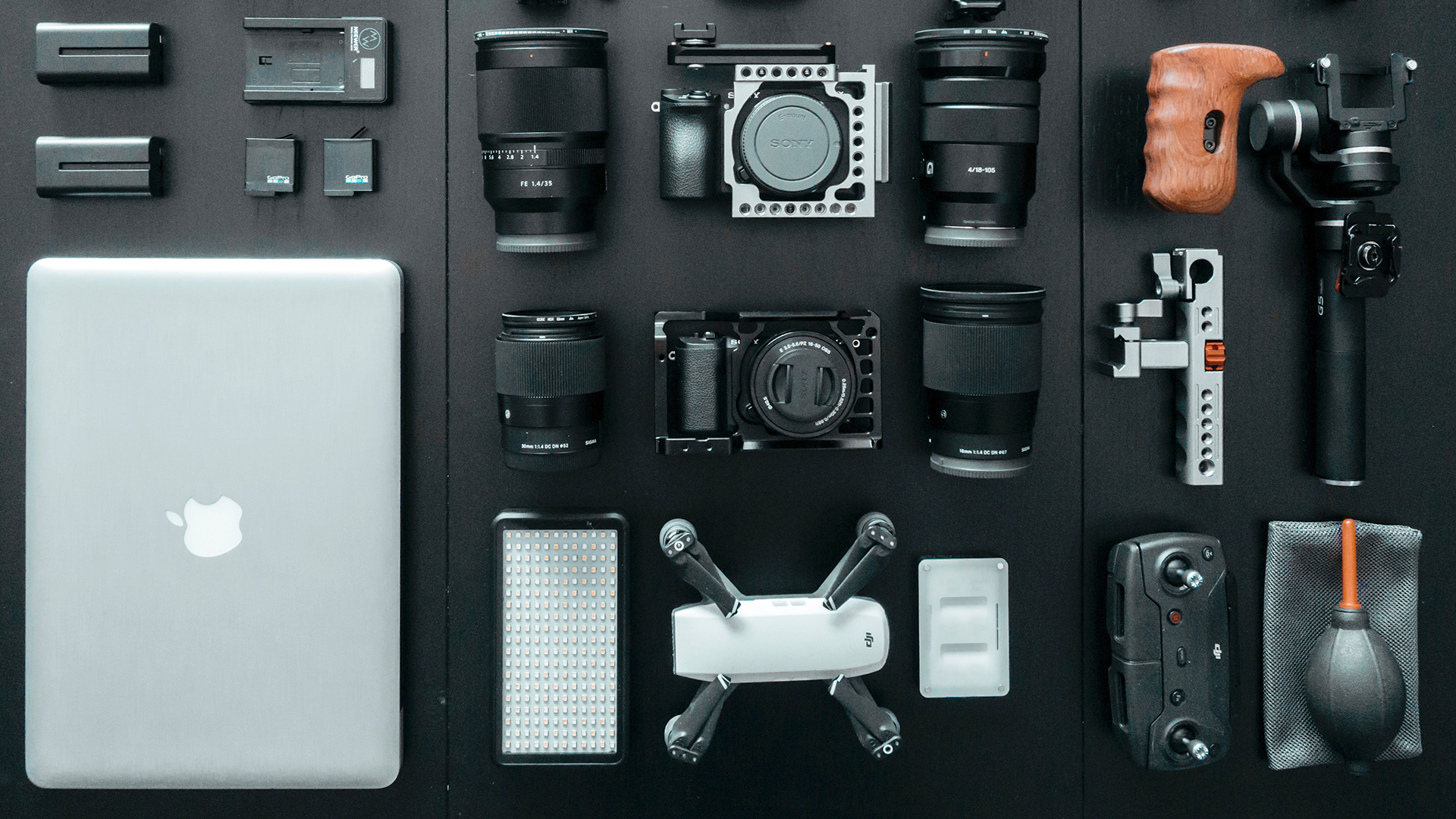 El futuro es... ¡Diminuto! El advenimiento de las cámaras mirrorless de alta calidad