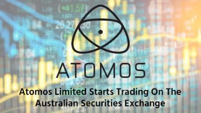 Atomos Starts Trading On The Australian Securities Exchange