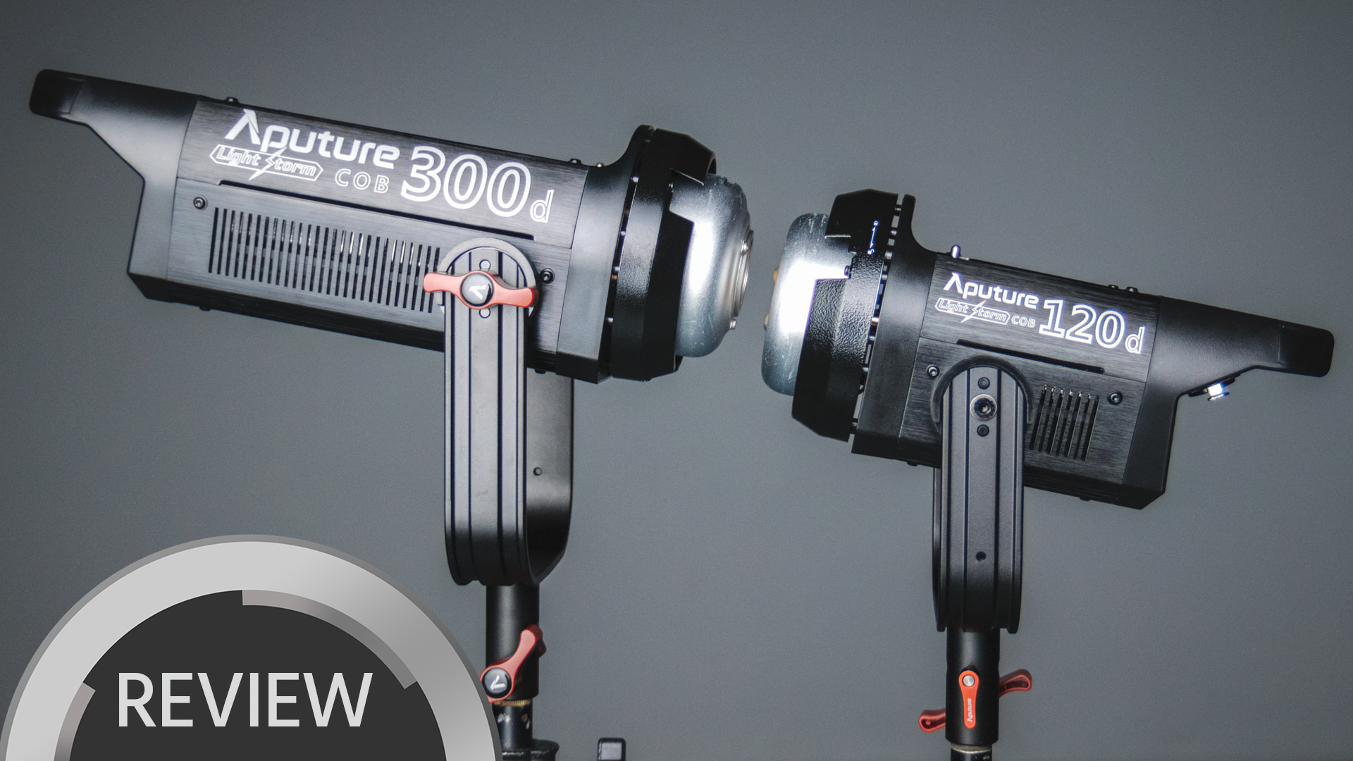 Reseña de la Aputure LS C300d vs C120d - El futuro brillante de las luces LED