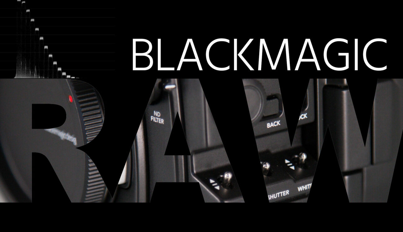 Blackmagic RAW - Dynamic Range on the URSA Mini Pro 4.6 Tested