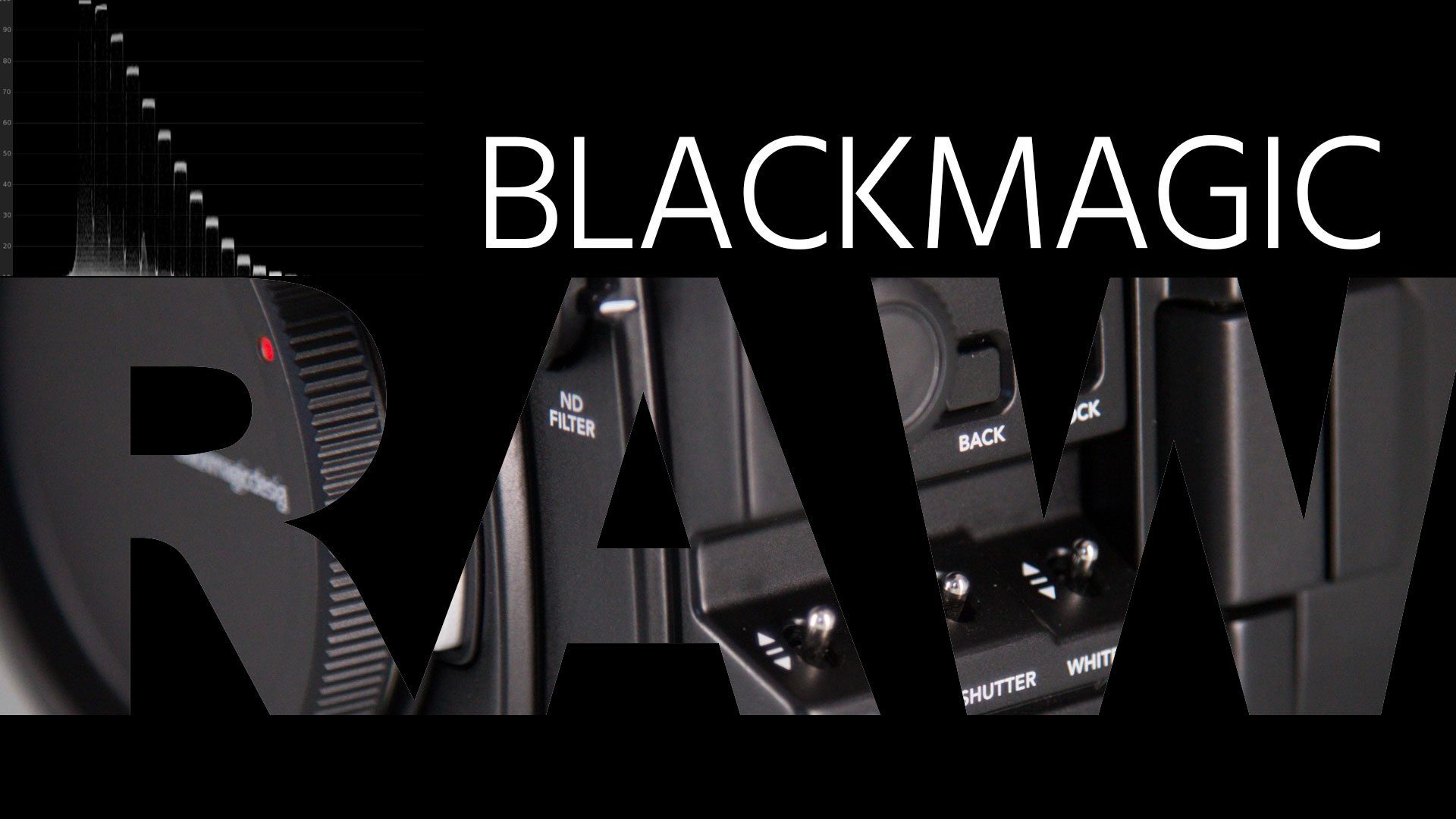 Blackmagic RAW - Testeamos el Rango dinámico de la URSA Mini Pro 4.6