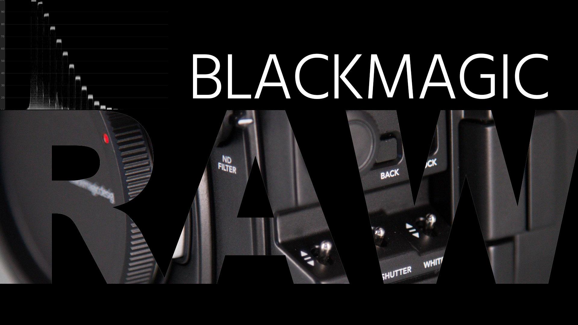 Blackmagic RAWのダイナミックレンジをテストする