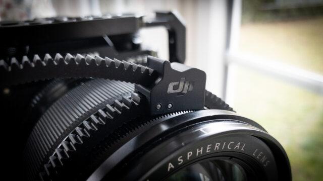DJI Ronin-S Focus Motor .8 pitch Focus Strips