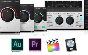 ERA Single Knob Audio Plugins - Fixing Audio Made Easy