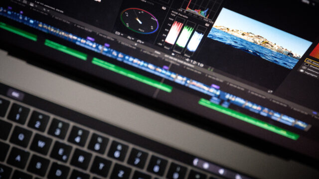 Importing Media into Final Cut Pro X: Final Cut Pro X current version 10.4.4.