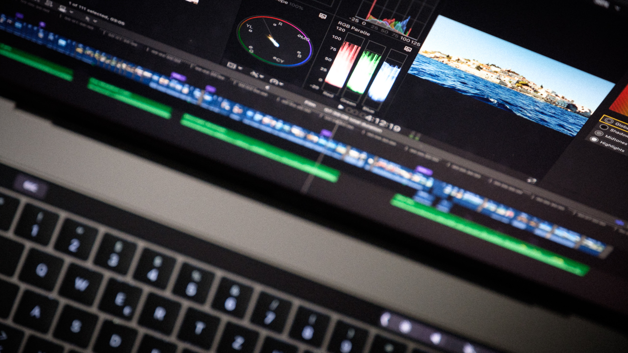 Tutorial de media de cámara en Apple Final Cut Pro X - Parte 1 de 3