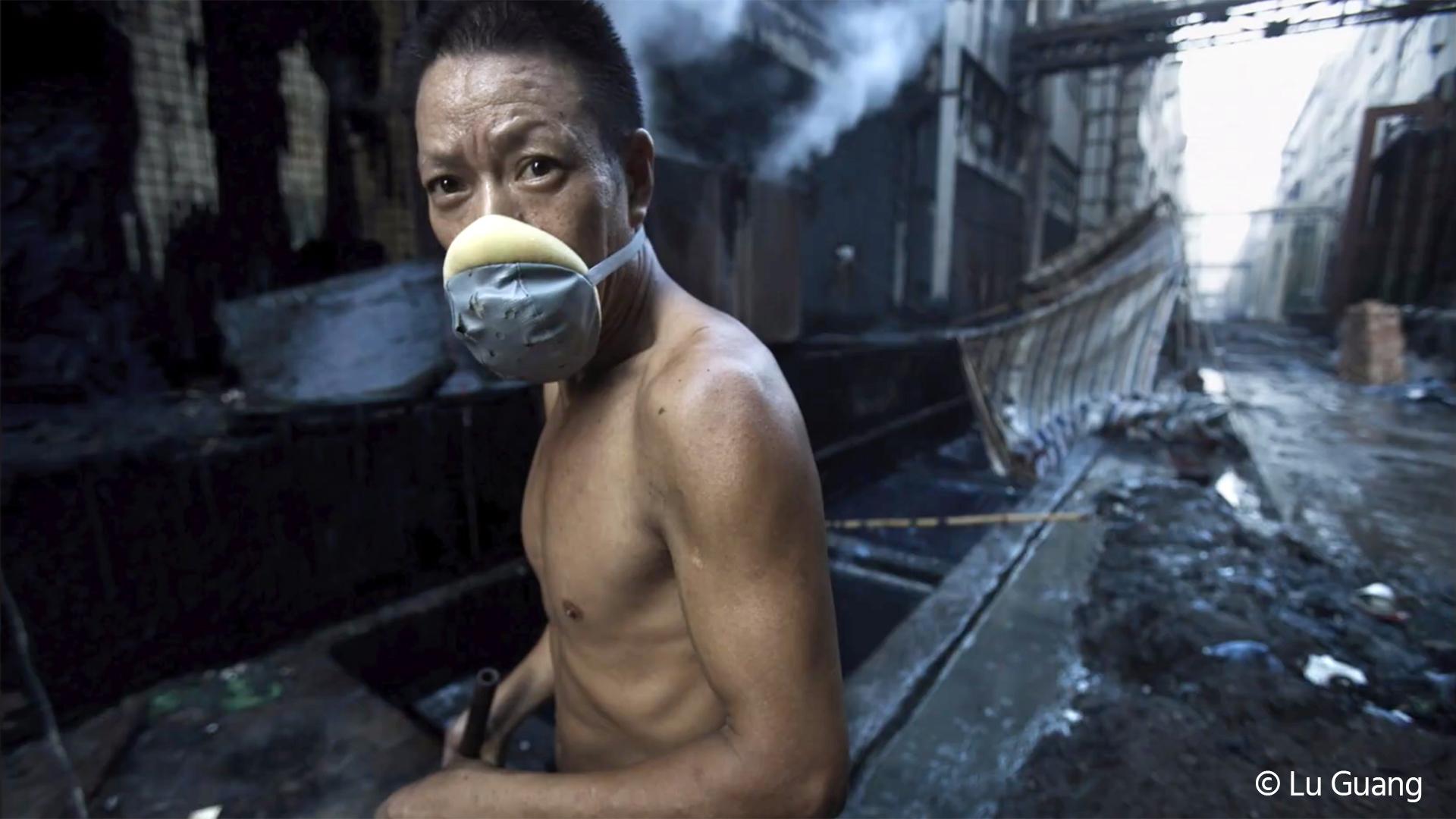 Por favor firma esta petición para apoyar la liberación del fotógrafo Lu Guang