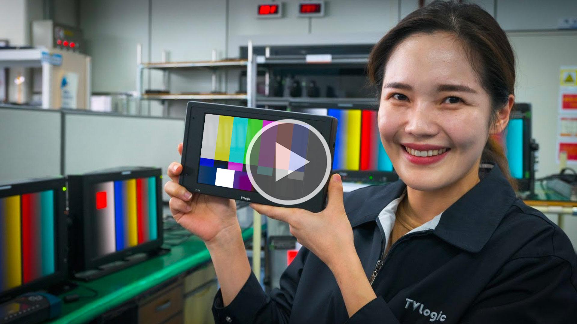 Recorrido por la fábrica de TVLogic – mira cómo se hace tu monitor – exclusivo de cinema5D