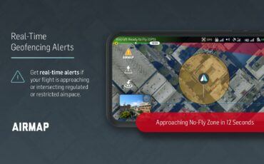 AirMap Brings Real-Time Geofencing Alerts for DJI Drones