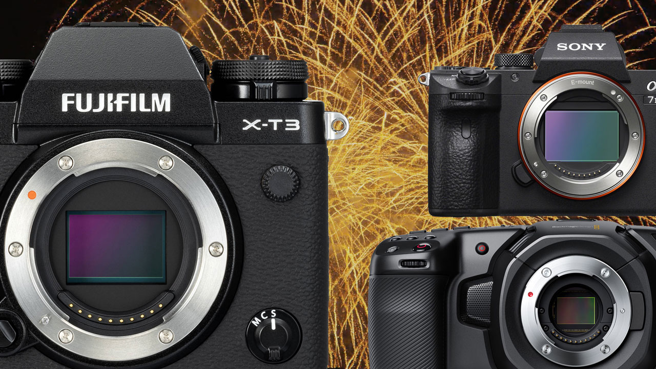 Best Mirrorless Cameras of 2018 – FUJIFILM X-T3 Overall Winner
