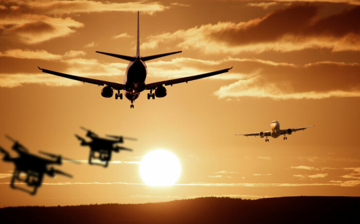 Drone Sightings Completely Ground UK's Gatwick Airport