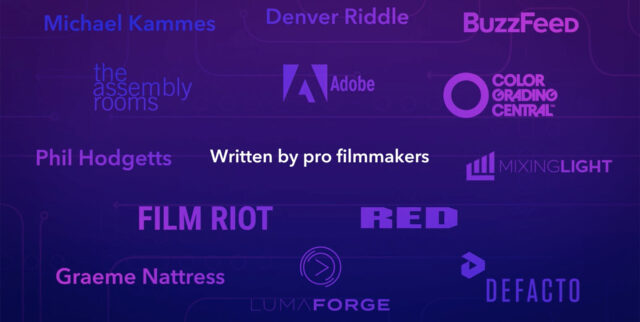 post-production workflow