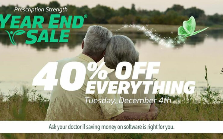 Red Giant Annual 40% Discount Sale – EXTENDED 24 hours to 6/12 (UPDATED)