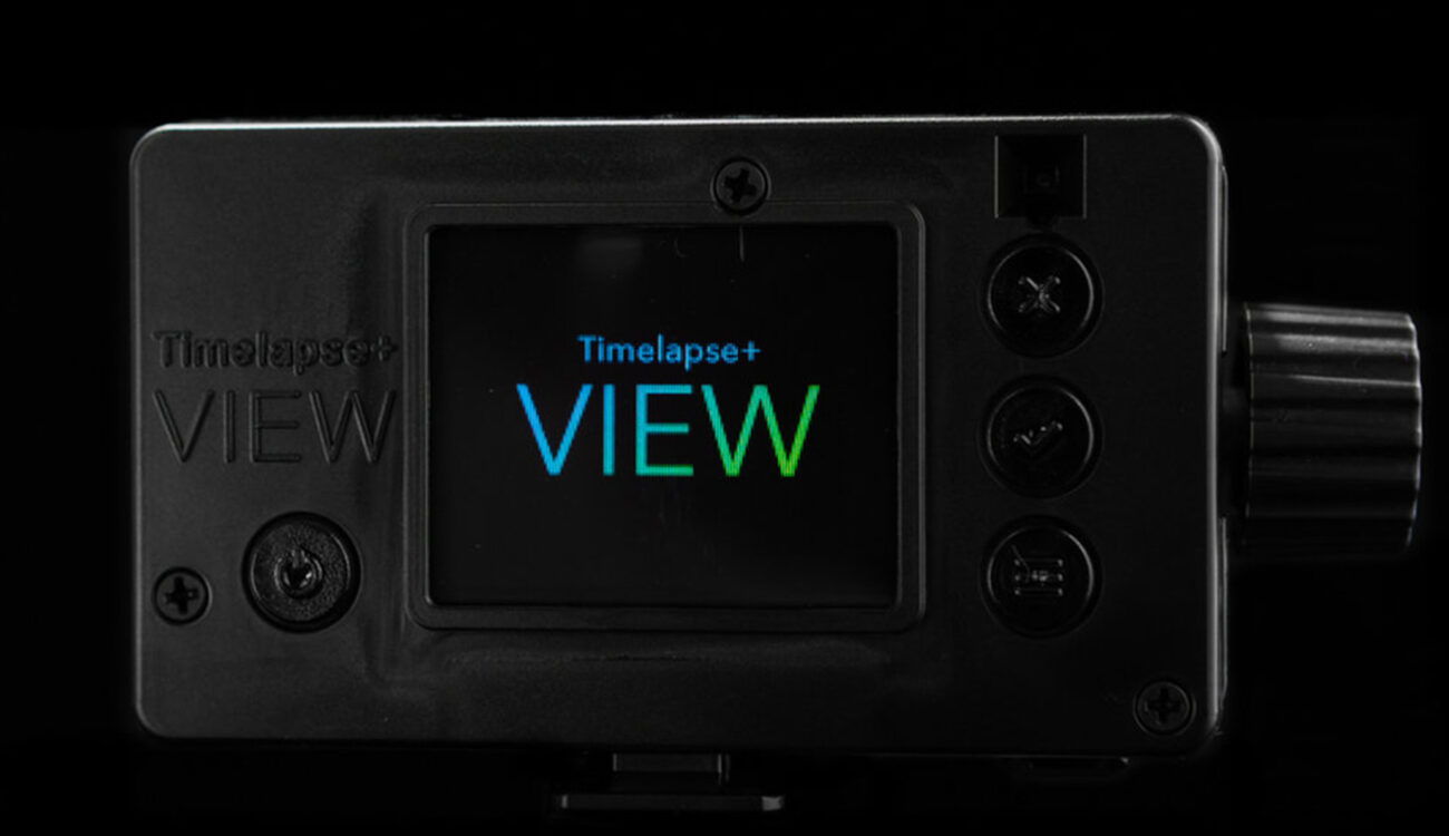 Timelapse+ VIEW Adds Support for FUJIFILM X Series