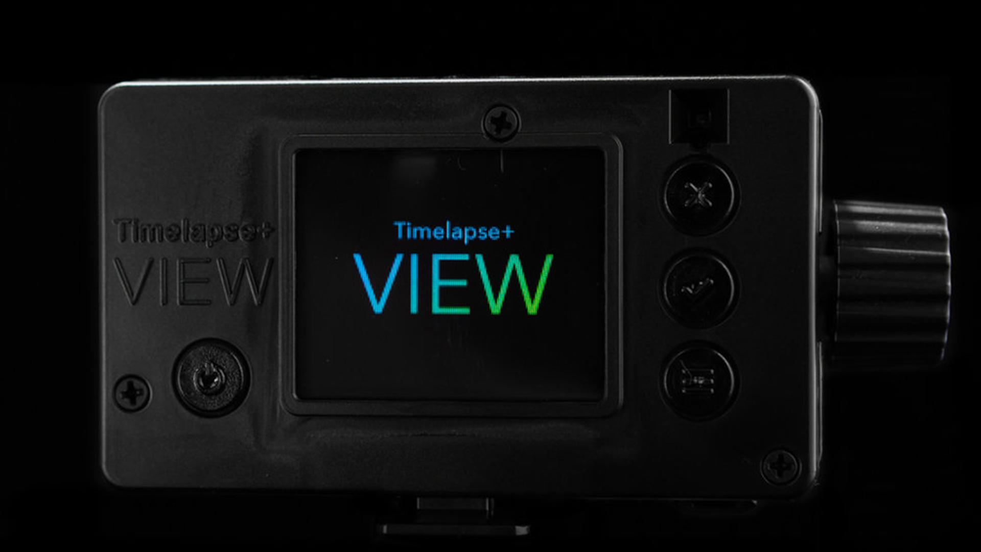 Timelapse+ VIEW agrega soporte para la serie FUJIFILM X
