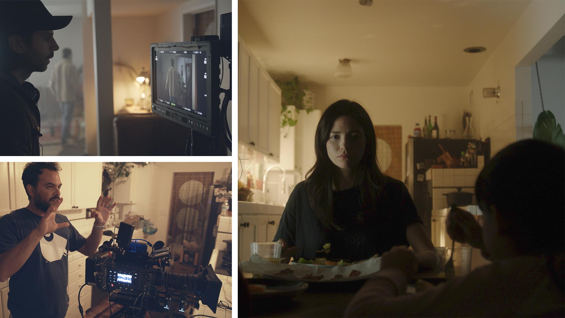 """4Kの時代に2Kで映画を撮る意義 - """"White Crow""""のNoam Kroll監督に聞く"""