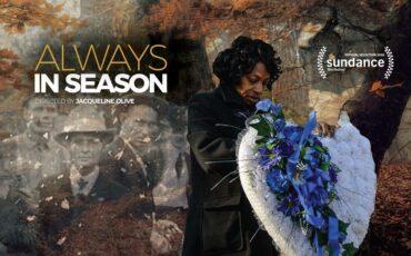 "SUNDANCE 2019:  Spotlight on DP Patrick Sheehan, ""Always in Season"""