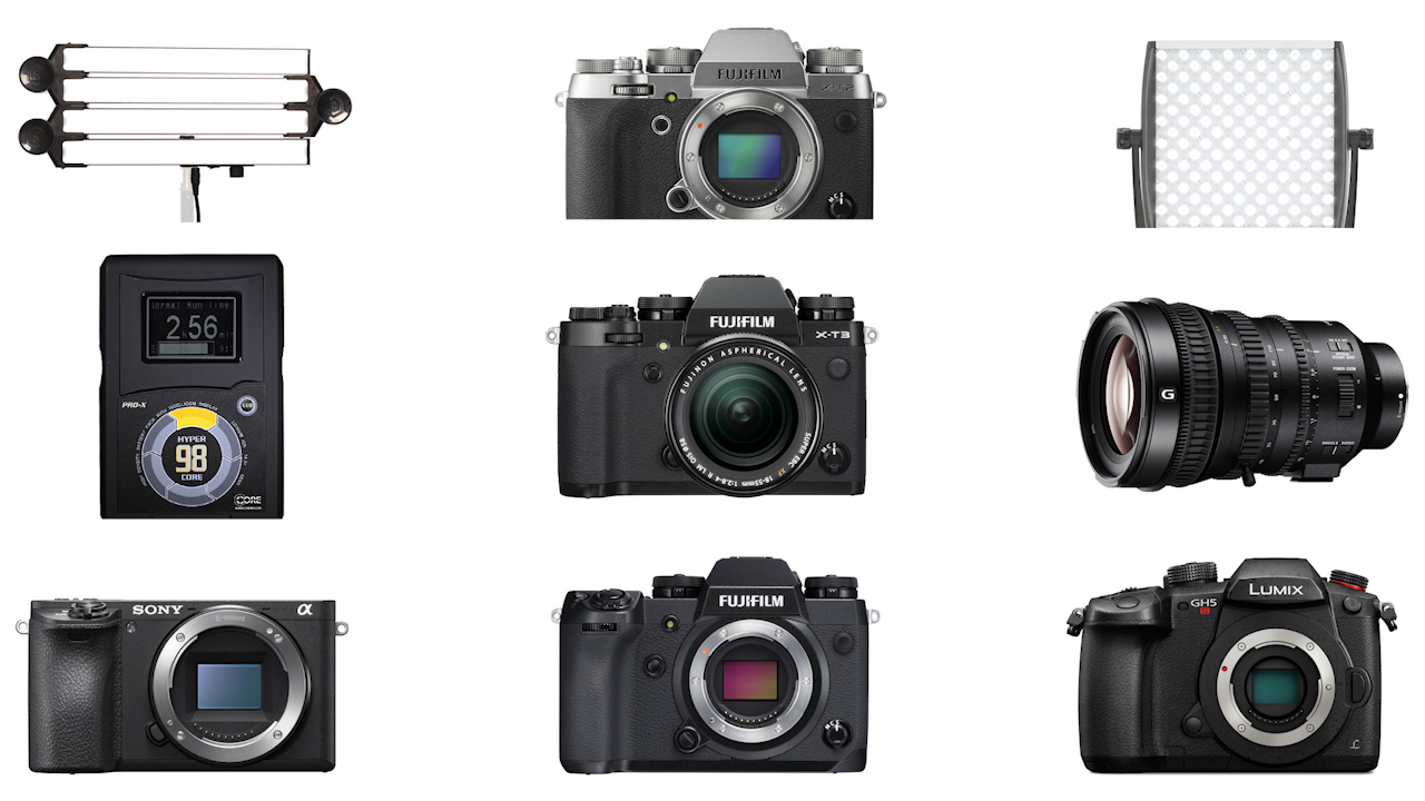 Las 9 mejores ofertas de la semana – lámpara Spekular, batería Core SWX, cámaras FUJIFILM, Sony y Panasonic