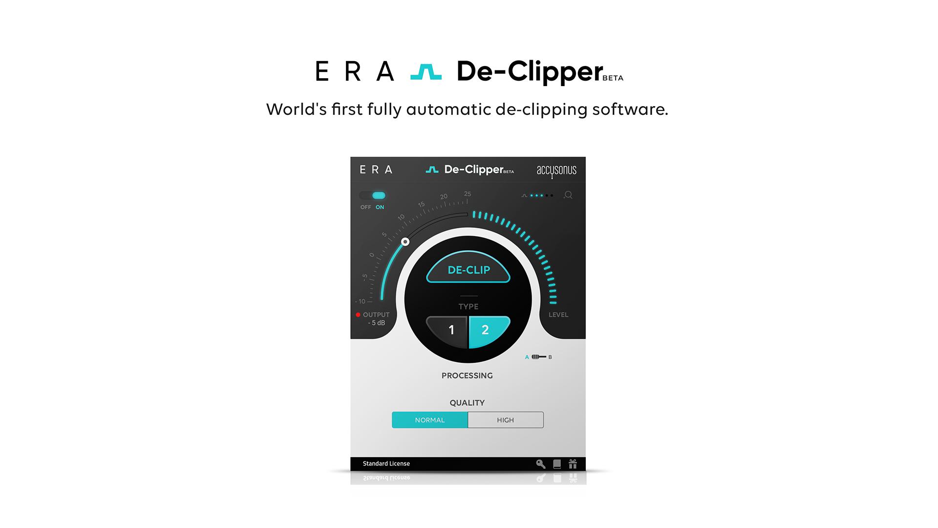 ERA Bundle 3 0 - Update and New Automatic De-Clipper Plugin