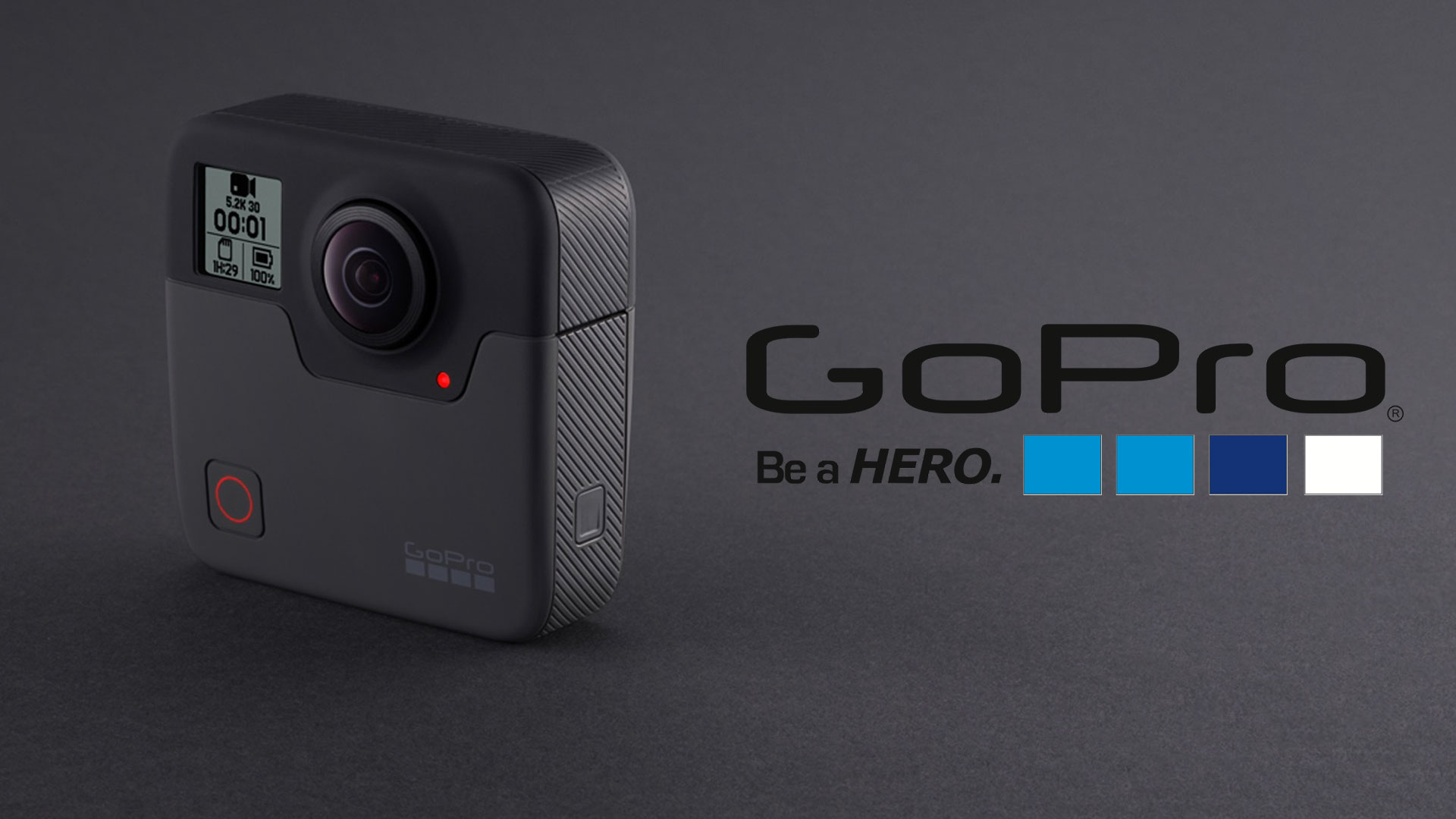 GoPro Fusion Gets 5 8K Spherical Video Recording In The