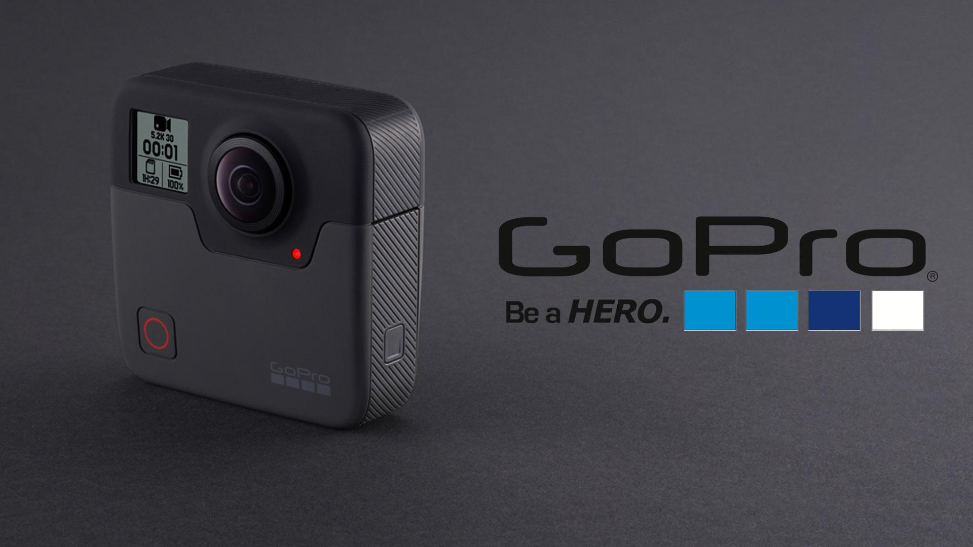 GoPro FusionがBeta Firmware 2.0で5.8K記録を実現