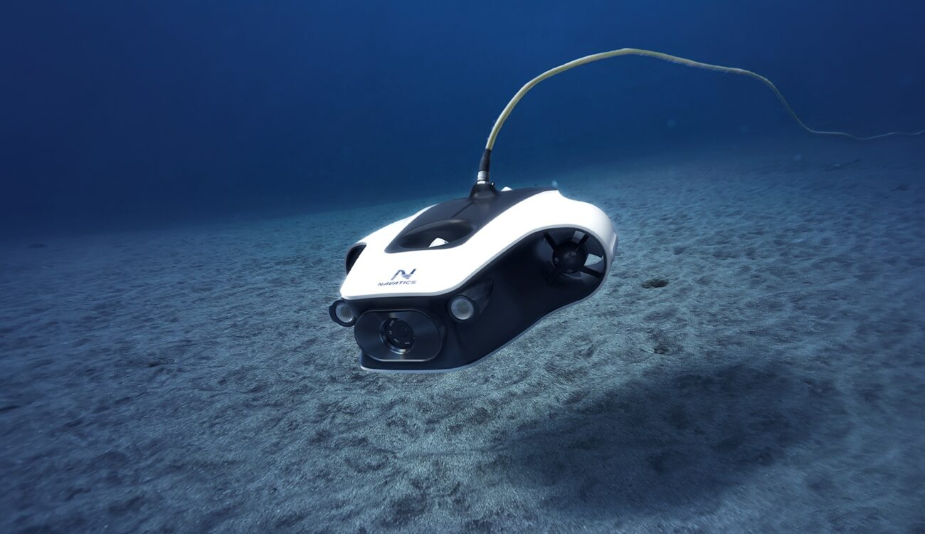Navatics MITO Underwater Drone